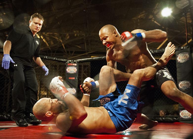 Ground and Pound 101 | Free MMA Training Workouts